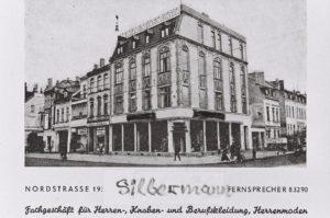 Geschichte der Waller Juden - Nordstrassse