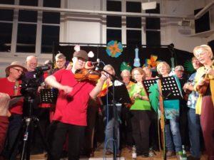 Bremer Ukulelenorchester | Das Neujahrskonzert