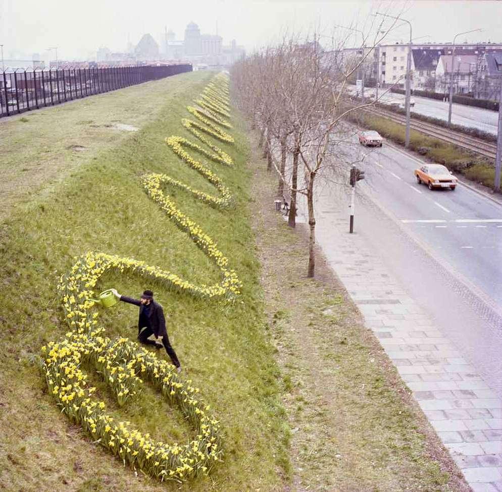 Kunst im öffentlichen Raum - Gary Riveschl