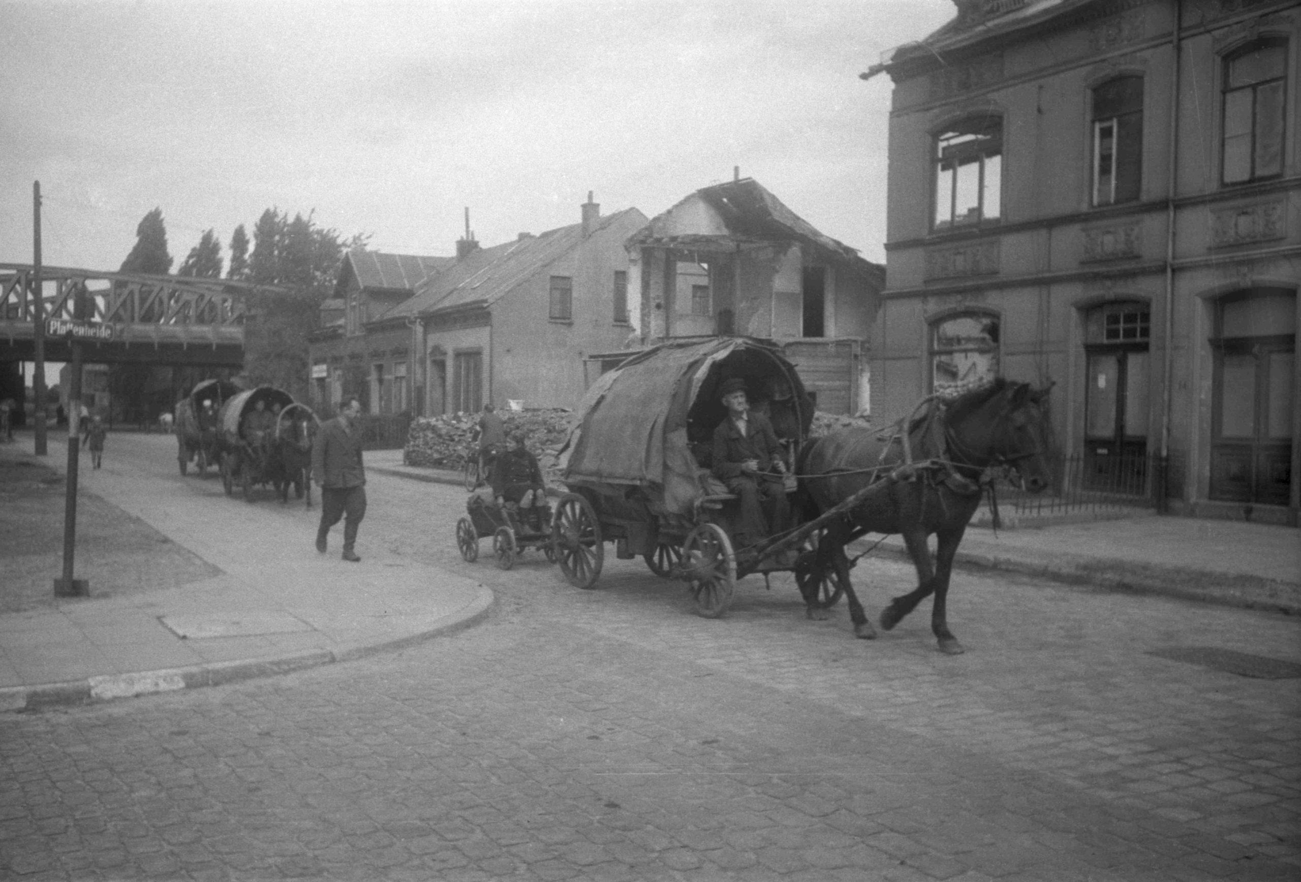 Flüchtlinge von 1945