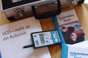 VCD Verkehrslärm