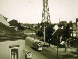 Geschichte des ersten Bremer Funkturms