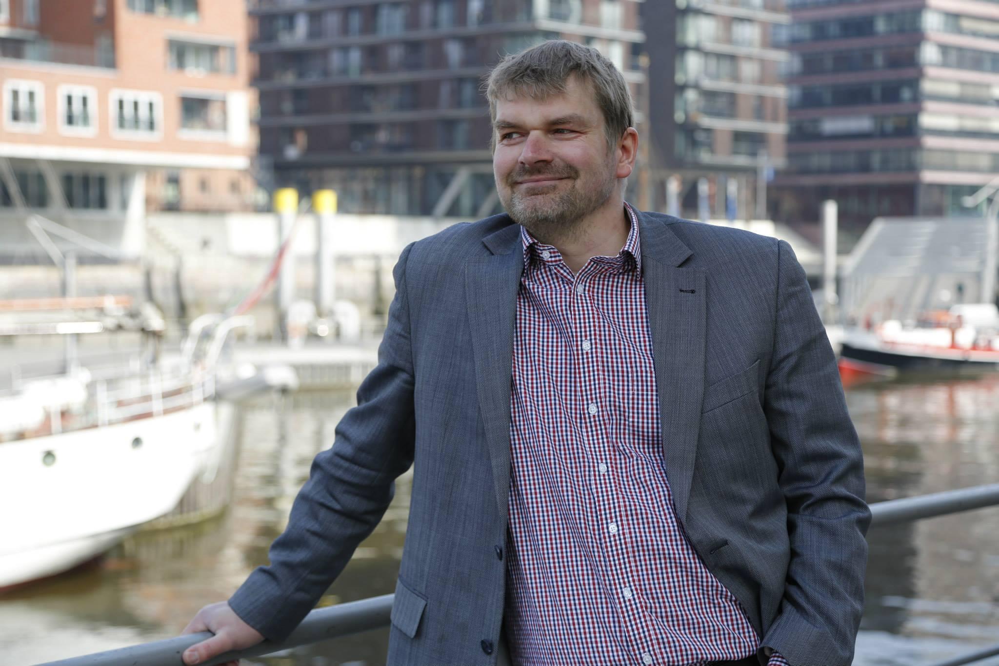 Autor und Musiker Jan Graf