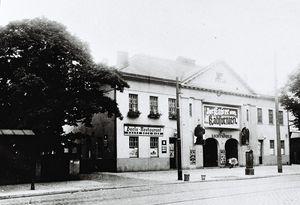 Vom Osterfeuerberg ins Heimatviertel