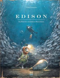 Edison – Das Rätsel des verschollenen Mäuseschatzes