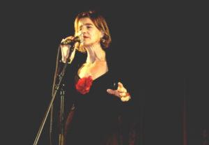 Sängerin Birgit Ka