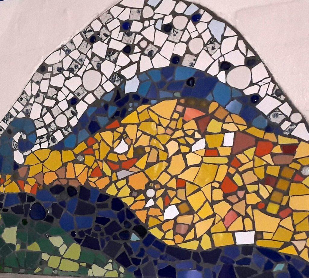 Kreativprojekt Mosaikgestaltung