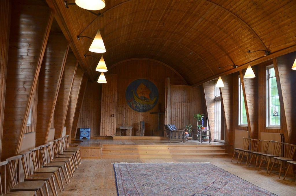 Foto von der Fleetkirche