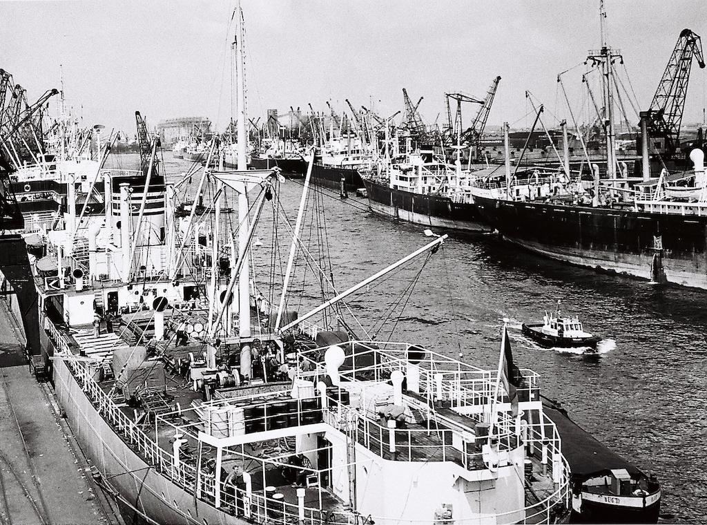 Hafenarchiv im Speicher XI