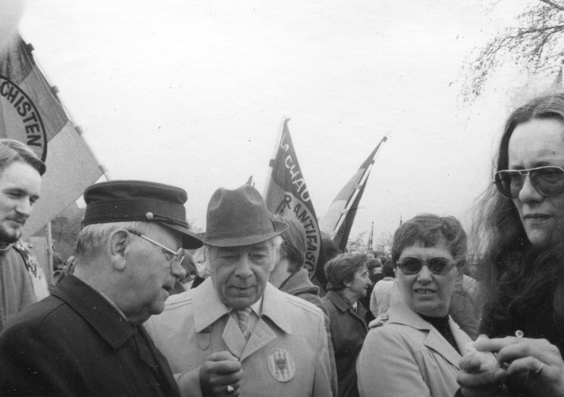 Horst Hackenbroich 21. April 1979 Strasbourg