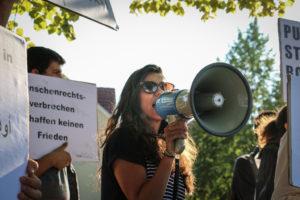 Die Solidaritätsinitiative Adopt a Revolution