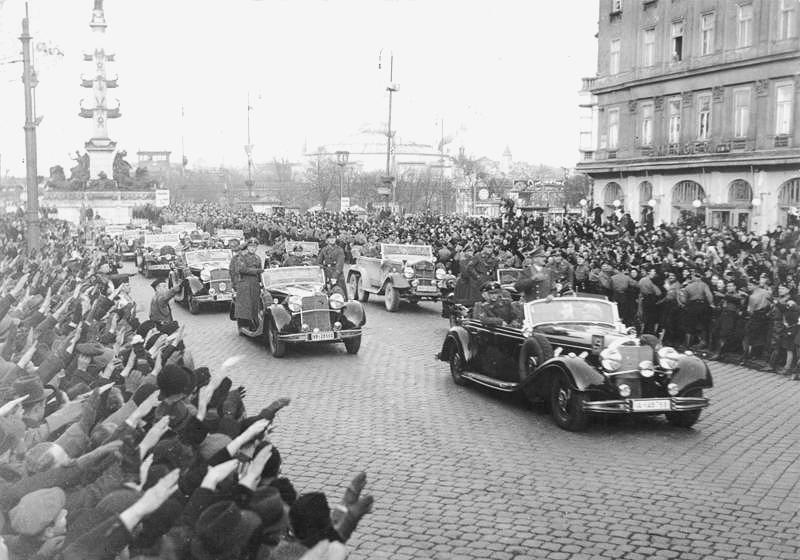 Nationalsozialismus | Lesumer SA-Männer