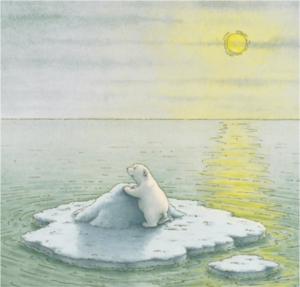 Bilderbuch Kleiner Eisbär