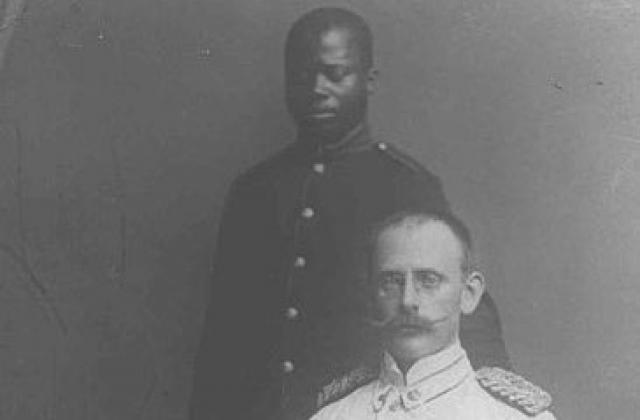 """Reichskommissar der Kolonie """"Deutsch-Ostafrika"""" Karl Peters"""