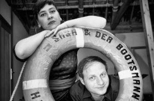 Sasa Jansen und der Bootsmann