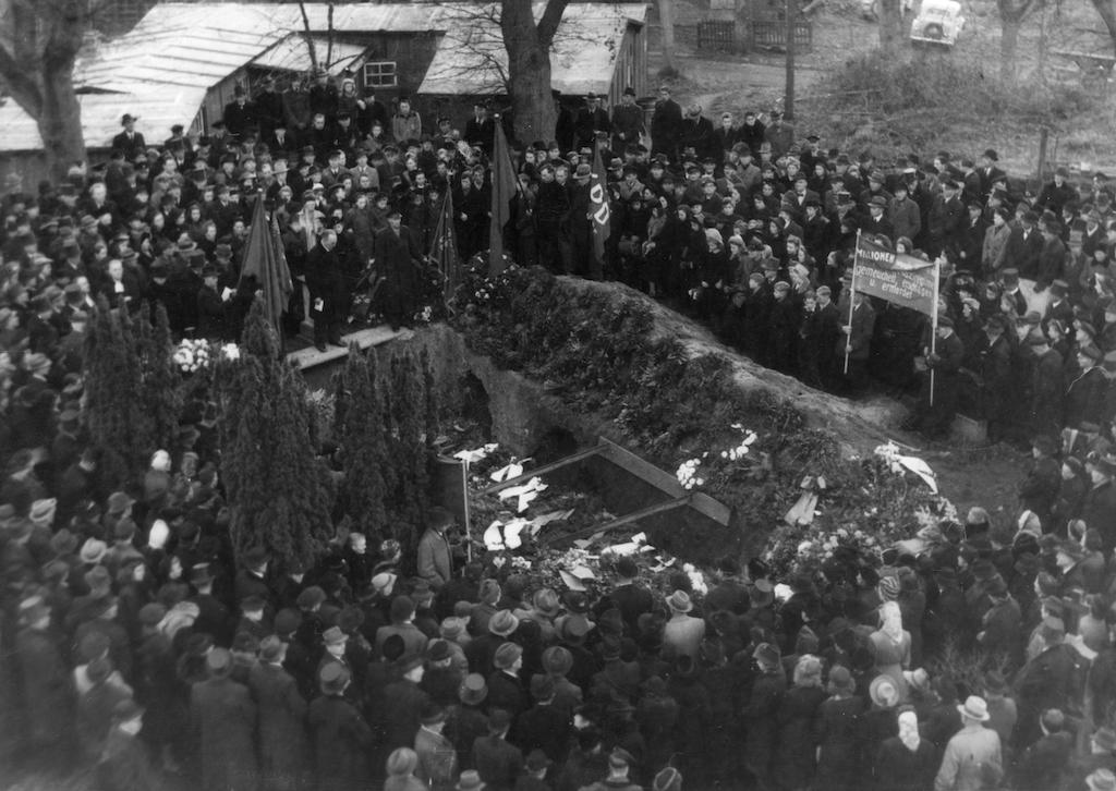 Trauerfeier Wasserhorst Blockland