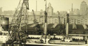 Fotoausstellung -Vom Hafen in die Überseestadt