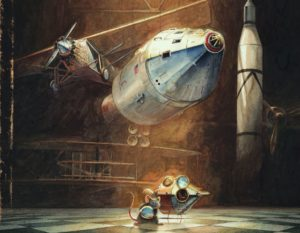 Armstrong – die abenteuerliche Reise einer Maus zum Mond