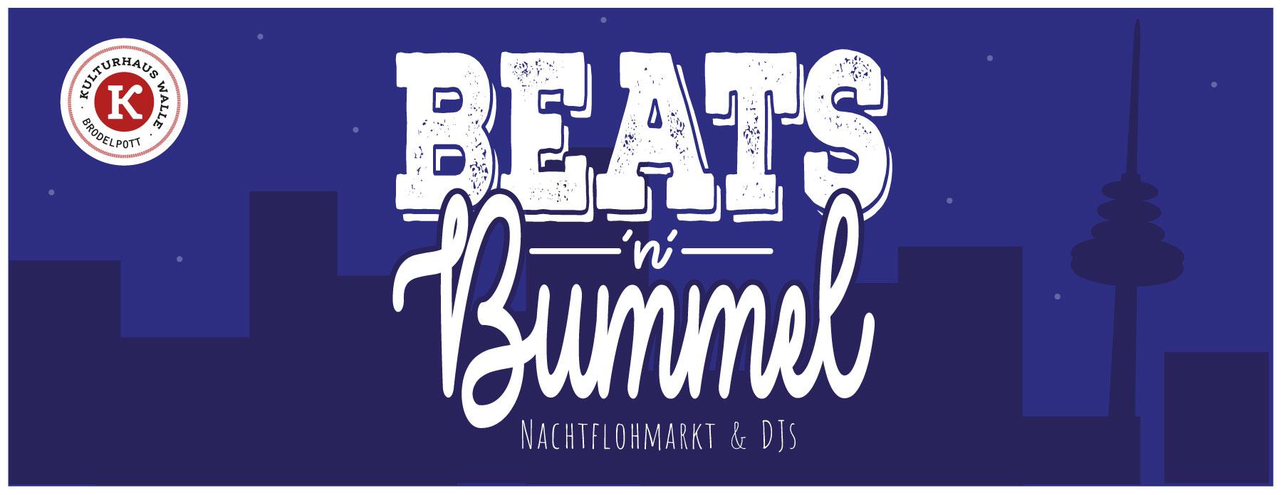 Beats & Bummel Nachtflohmarkt