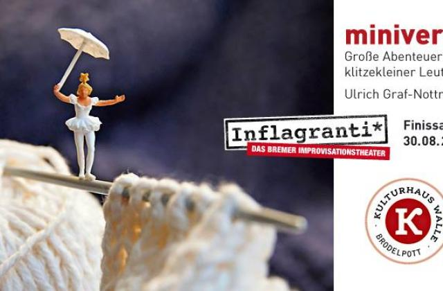 Ulrich Graf Nottrodt: miniverse Finissage