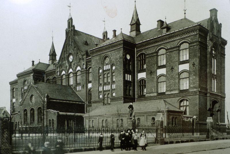 Schule Schleswiger Straße