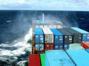 Frachtschiffen - Fotoreportage