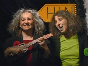 Musikalisches Duo HIN & WEG