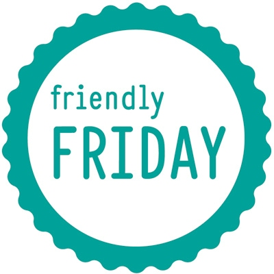 Friendly Friday Logo türkis