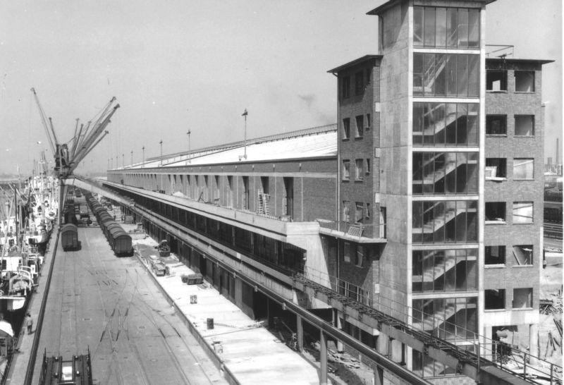 Hafen in der Überseestadt