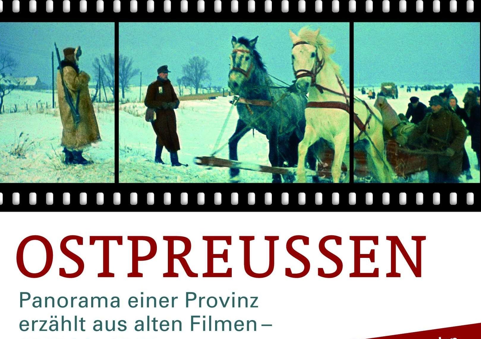 Ostpreussen Panorama einer Provinz