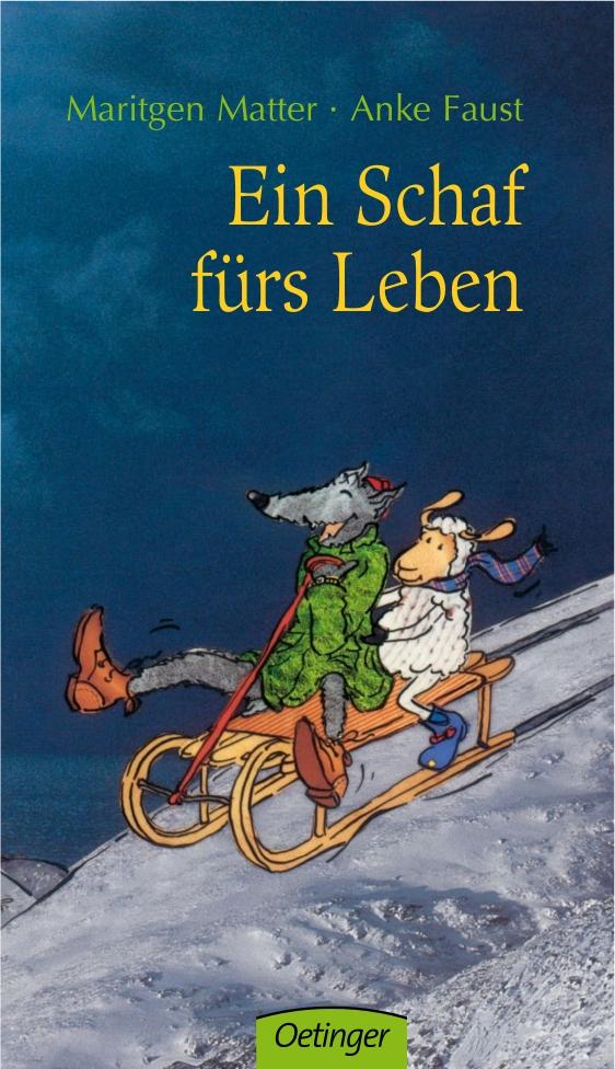 Bilderbuch - Ein Schaf fürs Leben
