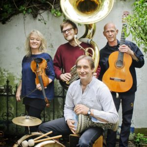 Die Band Skupa