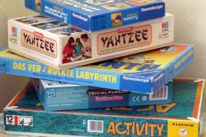 Spielenachmittag für Kinder ab 7 Jahren