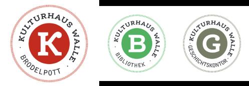 Kulturhaus Walle – Brodelpott