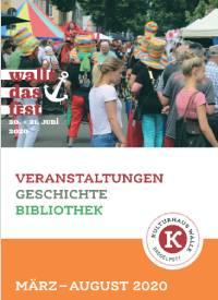 Programmheft 2020 01 Kulturhauswalle