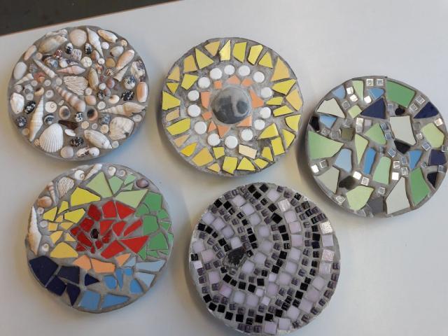 Kreativwerkstatt Mosaik