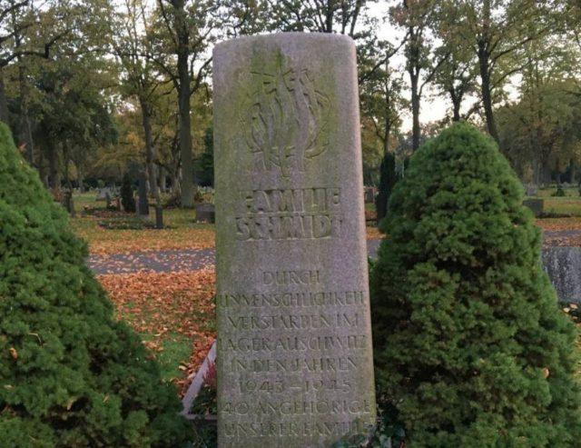 Vom Waller Friedhof zum Alten Schlachthof